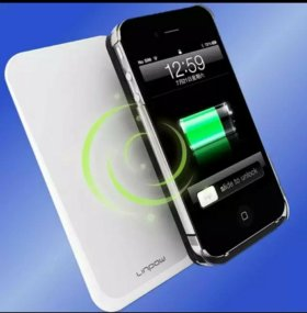 Беспроводная зарядка IPhone 4/4S Linpow
