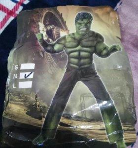 Продам новый Новогодний костюм Халк