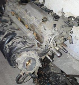 Двигатель 2ZR FE