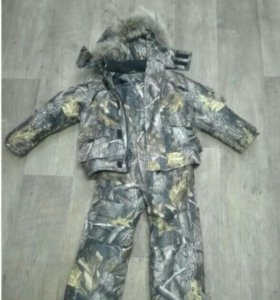 Зимний костюм очень теплый новый