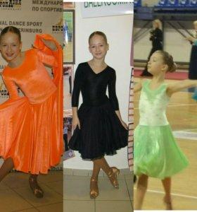 Платье рейтинговое (категория дети)