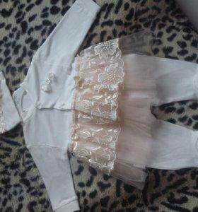 Платья для новорожденной