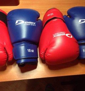 Боксерские перчатки цена за обе пары
