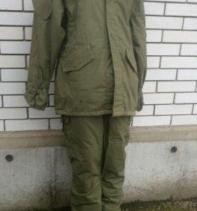 костюм грибника с флисом