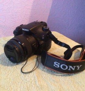 Зеркальный фотоаппарат Sony SLT-A58K