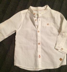 Рубашка Zara Baby 74 см