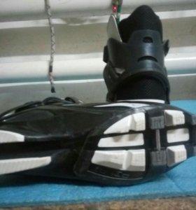 Лыжные ботинки , salomon sns pilot