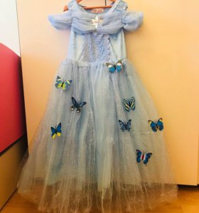 Платье 6-7-8 лет