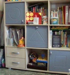Детская мебель 7 предметов