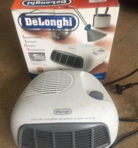 Тепловентилятор DeLonghi новый