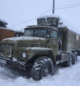 Урал Кунг 4320