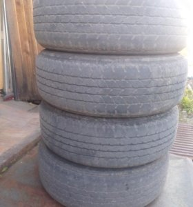Комплект Bridgestone Dueler 205/65/R16