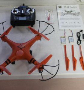 Квадрокоптеры Aviax H2O с защитой от воды