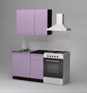 Кухонный гарнитур Рианна мини 1000мм