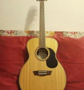 Акустическая фольк гитара Washburn WF10S
