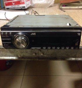 CD ресивер JVC KD-G617