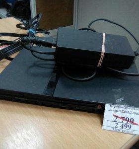 Игровая приставка sony scph-77008
