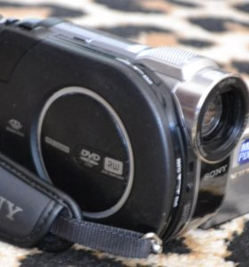Видеокамера цифровая DVD Sony DCR-DVD810 E