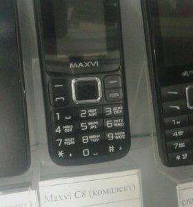 MAXVI c8