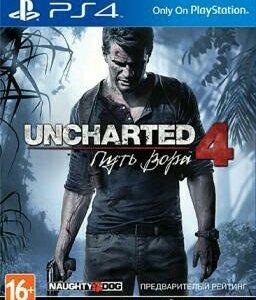 Игра PS4 Uncharted 4: Путь вора