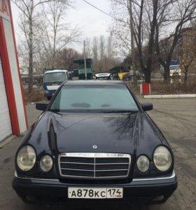E 240, 1999 год, акпп