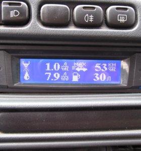 Бортовой компьютер GAMMA на ВАЗ 2113-2115