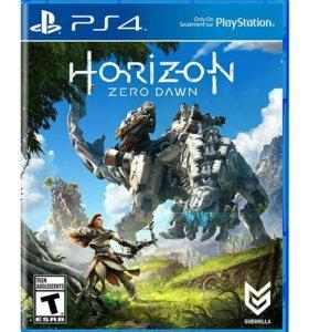 Игра PS4 Horizon zero dawn