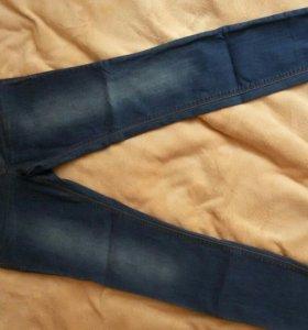 Джинсы,шорты и черные штаны. H&M,размер 40-42-44
