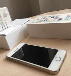 iPhone 5s, Gold, 16 GB