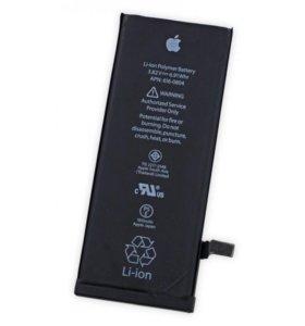АКБ на все модели iPhone