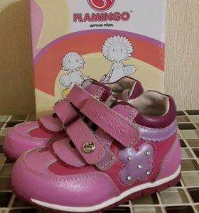 "Ботинки ""Фламинго"""