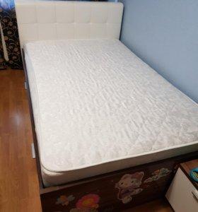 1.2 спальная кровать