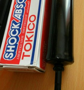 Новые амортизаторы Tokico E2916