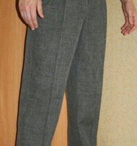 Новые мужские брюки. На рост не меньше 180. 48-50