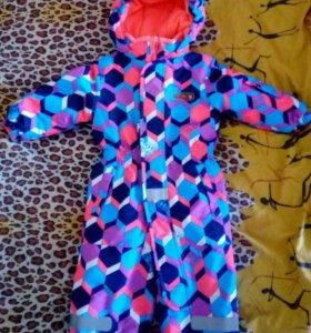Продам детский мембранный костюм Valianly