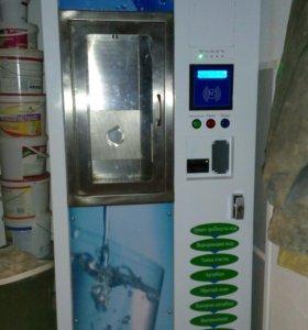 аппарат для очистки и розлива воды