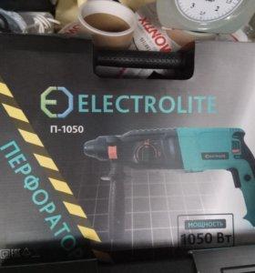 Перфоратор Electrolite П-1050