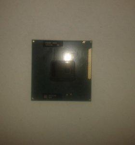 Двухъядерный B820 для ноутбука