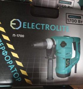Перфоратор ELECTROLITE П-1700