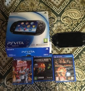 PlayStation vita wifi 8gb
