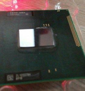 Процессор для ноутбука Intel Celeron B800 1,5 Ггц