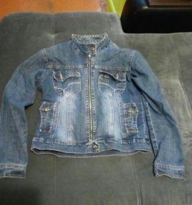 Кофта, джинсовка, пиджаки