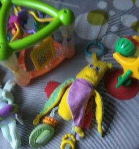 Развивающие игрушки от 6мес.до 1,5 лет.