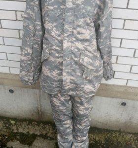 тактический костюм горка 3 на флисе