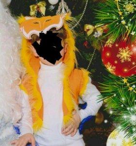Новогодний костюм 110 см