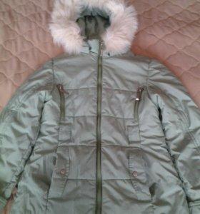 Отдам импортную куртку для девочки  7-8 лет
