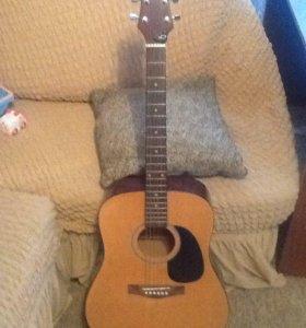 Акустическая гитара Martinez FAW 701