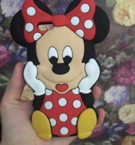 Новый чехол Минни маус на айфон 6s