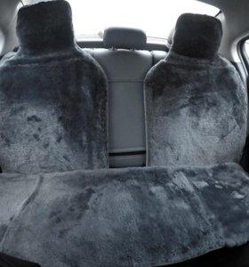 Чехлы на сиденья авто из натуральной Овчины