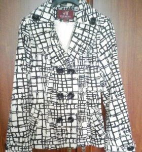 Новый пиджак(размер 46)